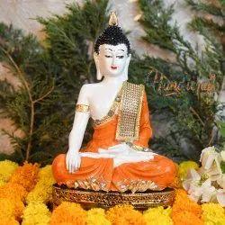 Palm Buddha Statue