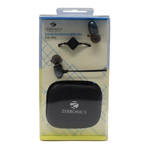 372644a3b0b Zebronics Bluetooth Earphone With Mic, Rs 400 /piece, Mittal ...