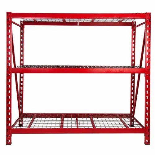 Iron Industrial Storage Rack