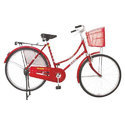 Atson Red Ladies Bicycle, Pari