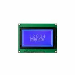 JHD622 B/W 128x64 Dots Display