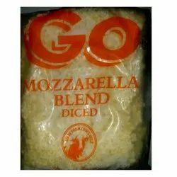 GO Mozzarella Blend Diced