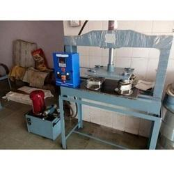 Fully Automatic Hydraulic Pattal and Dona Making Machine