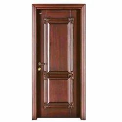 Dark Brown Designer Room Door