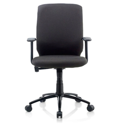Black City Ergonomic Chair