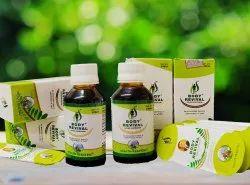 Body Revival Herbal Cancer Medicine, Packaging: Bottle