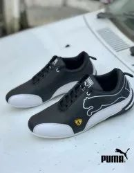 Men Copy I. E Surplus Material Puma Ferrari Shoes, Size: 6 To 10