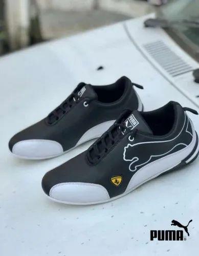 Surplus Material Puma Ferrari Shoes