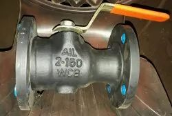 Audco WCB Single pice Ball Valve