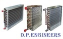 Chiller Cooling Coils - DP