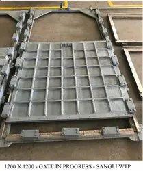 Cast Iron Sluice Gate