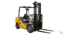 Diesel Forklift 3 Ton Automatic Transmission