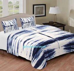 Tie N Die Printed Bedsheets