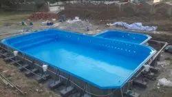 Customized Swimming Pool