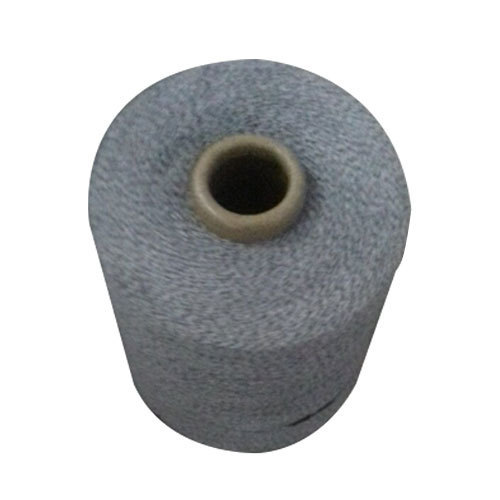 Grey Combed Twisted Yarn For Production Of Textile Fabric And