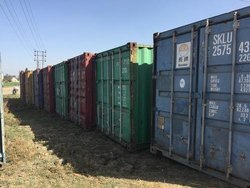 Cargo Stuffing Container