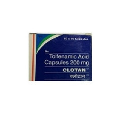 Tolfenamic Acid 200 Mg Capsules