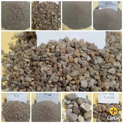 Filter Media Sand ( Industrial Use), Packaging Size: 50 kg, Packaging Type: Bag