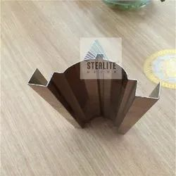 Sterlite Decor SS304 T Profile Patti