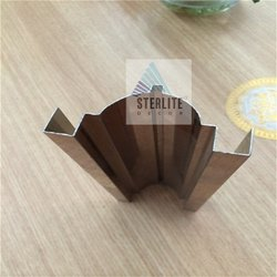 Sterlite Decor SS304 T Profile Patti