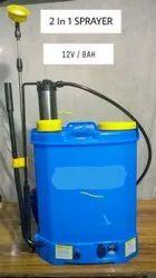 Sanitization Spray Machine Of Covid-19  Battery Operator