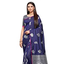 Party Wear Fancy Silk Saree