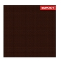 Somany 7.5 Mm Textilo Coffee Floor Tile