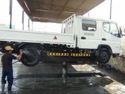 8 Ton Single Post Washing Lift Garage Equipments