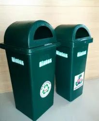 Sintex Rectangular Waste Bin with Open Pocket
