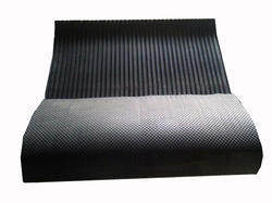 Checked Top Buffalo Mat