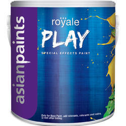 Asian Paints Royale Play Special Effect Paint for Wall, Weight: 1 Liter