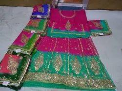Ladies Rajputi Poshak