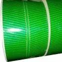 Green Paper Plate Raw Material 120 GSM  / Film ( Kela Patta )