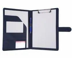 Premium Leather Conference Folder
