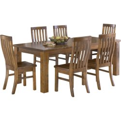 Carved Wood Dining Table at Best Price in India