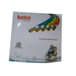 Ketco Electric Cables, Packaging Type: Box