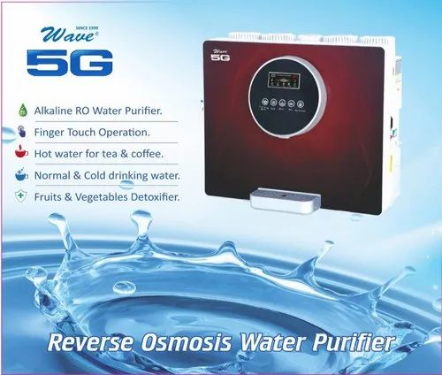 Automatic Water Purifier Blue Wave 5g Ro Hot Cold Capacity 5 To 10 Litres Rs 27000 Unit Id 20150189491