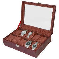 10  Red Wine Watch Organizer