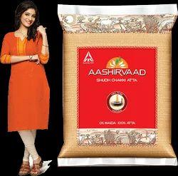 Aashirvaad Whole Wheat Atta