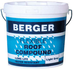 Berger Flexible Roof Compound