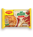 Maggi Nutri-licious Atta Mexicana Noodles, Packaging Type: Packet