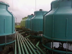 FRP Counter Flow Cooling Tower