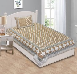 Rajasthani Bedsheets Single Bed Cotton