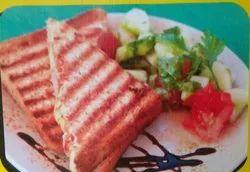 Grilled Sandwiches Veg