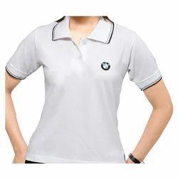 Casual Wear Cotton Corporate Women T Shirts
