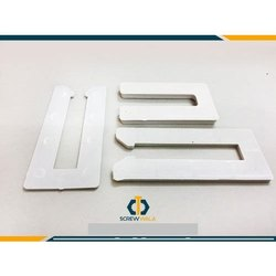 White Plastic UPVC PARTS 55 Mm Packers