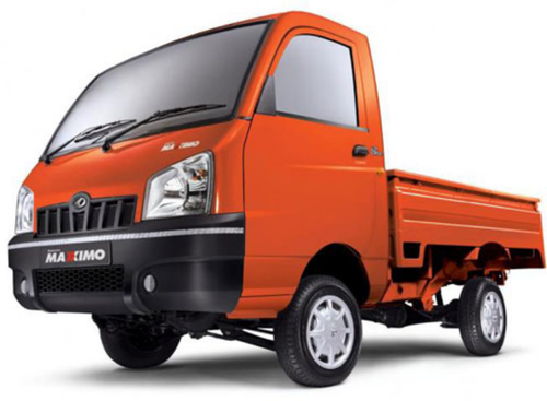 Mahindra Maxximo Mini Van View Specifications Details Of