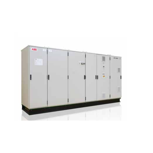 3 to 27 MW, ABB Medium Voltage AC Drives- ACS 6000
