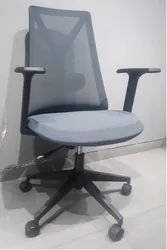 Office Workstation/Visitor/Staff/Conference Fabric Mesh Revolving Chair D1 808 BB (Victoria)