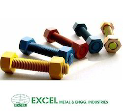 EMEI Coated Bolts
